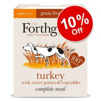 Forthglade Wet Dog Food - 10% Off!*