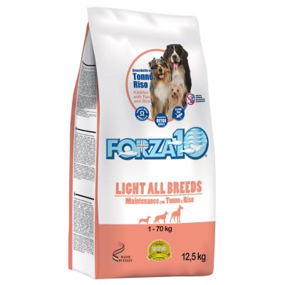 Forza10 All Breeds Maintenance Light atún y arroz