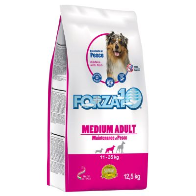 Forza10 Maintenance Medium Adult al Pesce