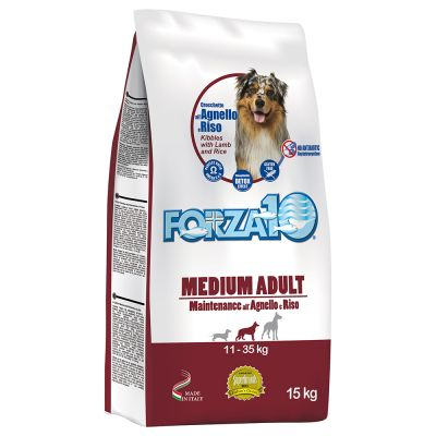 Forza10 Maintenance Medium Adult all'Agnello e Riso