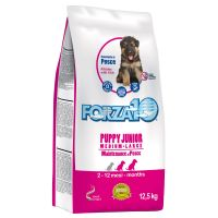 Forza10 Maintenance Puppy Junior al Pesce M/L