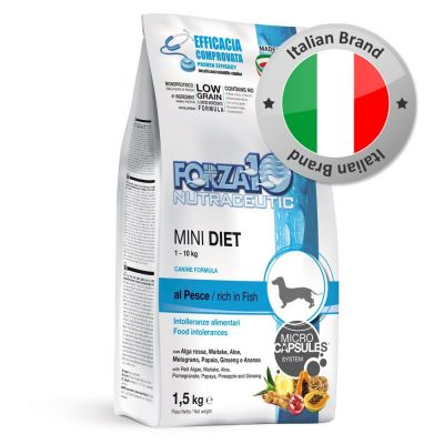 Forza10 Mini Diet al Pesce