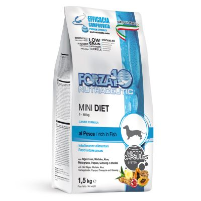 Forza 10 Mini Diet s rybou