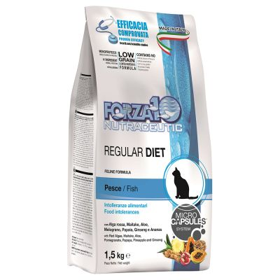 Forza 10 Regular Diet poisson pour chat