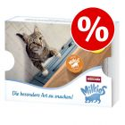 FREE 4 x 15g Animonda Milkies Selection Cat Snacks