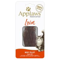 Friandise Applaws Cat Beef Loin pour chat