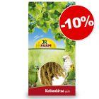 Friandise JR Farm Millet jaune des oiseaux : 10 % de remise !