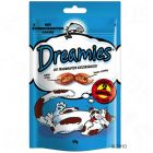 Friandises Dreamies Catisfactions, saumon