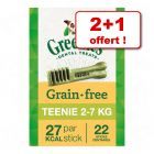 Friandises Greenies Soin dentaire pour chien : 2 x 85 g + 85 g offerts !