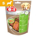 Friandises 8in1 Fillets Pro Digest, poulet S