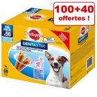 Friandises Pedigree Dentastix 100 + 40 offertes !