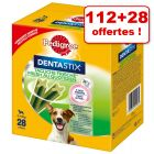 Friandises Pedigree Dentastix Daily Fresh 112 + 28 offertes !