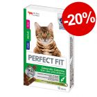 Friandises Perfect Fit pour chat  :  20 % remise !