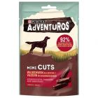 Friandises PURINA AdVENTuROS Mini Cuts, sanglier