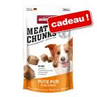 Friandises Animonda Meat Chunks Small pour chien offertes !