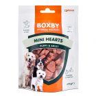 Friandises Boxby Puppy Mini Hearts pour chien