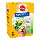 Friandises bucco-dentaires Pedigree Dentastix Fresh Maxi