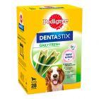 Friandises bucco-dentaires Pedigree Dentastix Fresh Medium