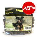 Friandises Caniland Dog Bones Insect 175 g pour chien : 15 % de remise !