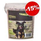 Friandises Caniland Soft 540 g pour chien : 15 % de remise !