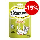 Friandises Catisfactions : 15 % de remise sur une large sélection !