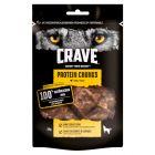Friandises Crave Protein Chunks pour chien