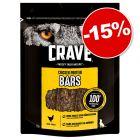 Friandises Crave Protein pour chien : 15 % de remise !