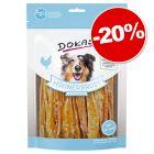 Friandises Dokas 250 g pour chien : 20 % de remise !