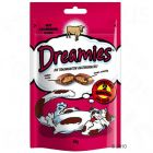 Friandises Dreamies Catisfactions, bœuf