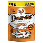 Friandises Dreamies Catisfactions maxi format, poulet
