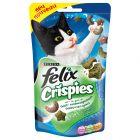 Friandises Felix Crispies, viande & légumes