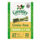 Friandises Greenies Soin dentaire sans céréales pour chien