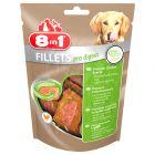 Friandises 8in1 Fillets Pro Digest, poulet S
