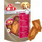 Friandises 8in1 Fillets Pro Skin & Coat, poulet S