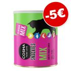 Friandises lyophilisées Maxi Tube Cosma Snackies & XXL : 5 € de remise !