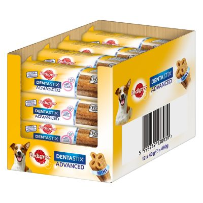 Friandises Pedigree Dentastix Advanced 2 paquets + 1 paquet offert !