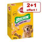 Friandises Pedigree 2 paquets + 1 paquet offert !