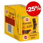 Friandises Pedigree Ranchos Slices pour chien 8 x 60 g : 25 % de remise !