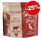Friandises Purizon bœuf, poulet - sans céréales pour chien : 25 % de remise !