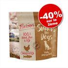 Friandises Purizon 2 x 100 g pour chien : - 40 % sur le deuxième !