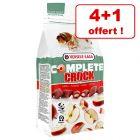 Friandises Versele-Laga Crock Complete 4 x 50 g + 50 g offert !