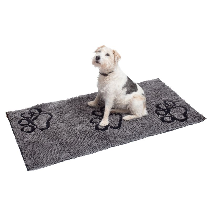 Frinchillo Dirt Control Pet Mat - Grey