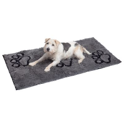 Frinchillo Dirt Control Pet Mat - Grey