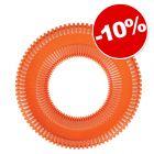 Frisbee Chuckit! Rugged Flyer orange pour chien : 10 % de remise !