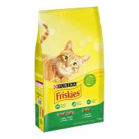 Friskies Adult con Coniglio, Pollo e Verdure