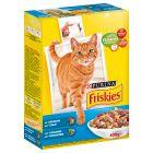 Friskies saumon, légumes pour chat
