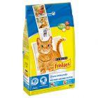 Friskies Sterilized Cats com salmão e legumes