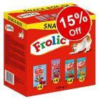 Frolic Snack-Box - 15% Off!*