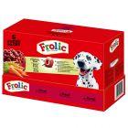 Frolic Complete, bœuf pour chien