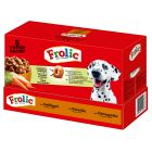 Frolic Complete Fjäderfä, grönsaker & ris